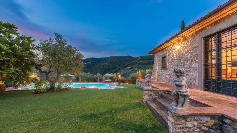 Tuscan luxury Villa Nevola Monsummano Terme 50