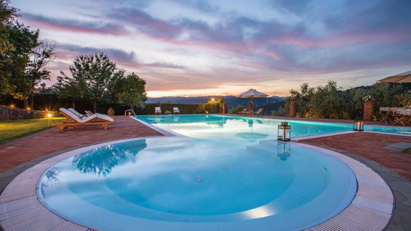 Tuscan luxury Villa Nevola Monsummano Terme 55