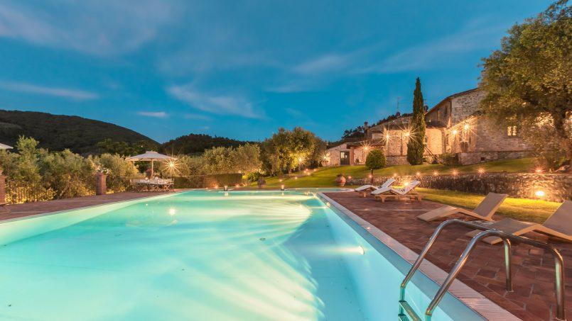 Tuscan luxury Villa Nevola Monsummano Terme 56