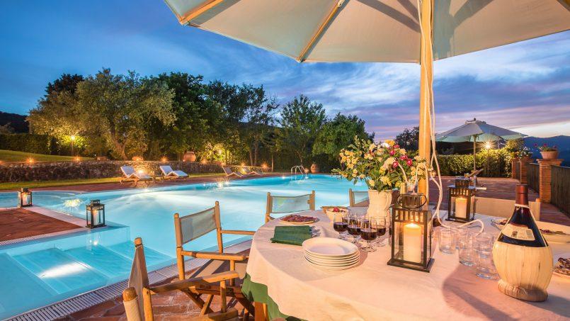 Tuscan luxury Villa Nevola Monsummano Terme 57