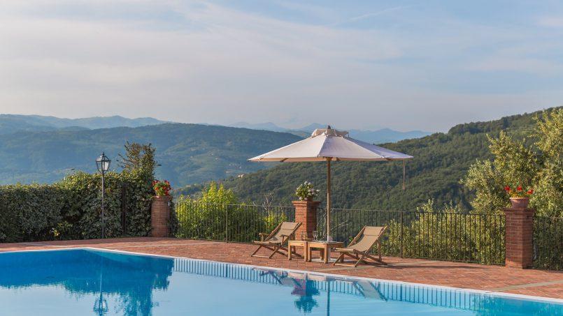 Tuscan luxury Villa Nevola Monsummano Terme 6