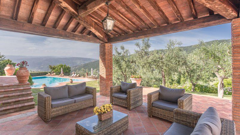 Tuscan luxury Villa Nevola Monsummano Terme 61