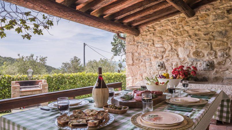 Tuscan luxury Villa Nevola Monsummano Terme 68