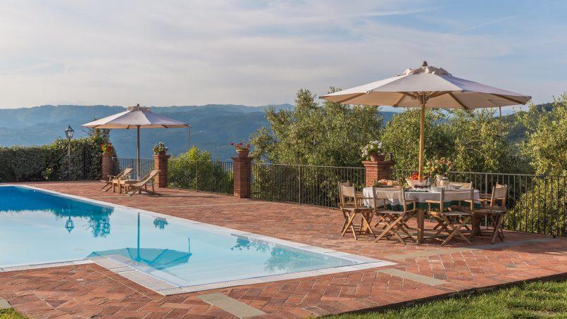 Tuscan luxury Villa Nevola Monsummano Terme 7