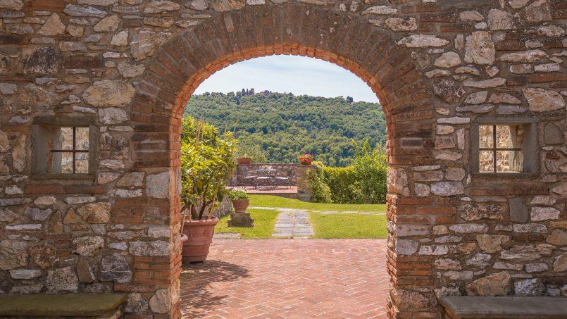 Tuscan luxury Villa Nevola Monsummano Terme 71