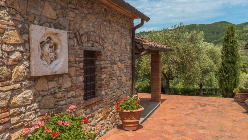 Tuscan luxury Villa Nevola Monsummano Terme 72