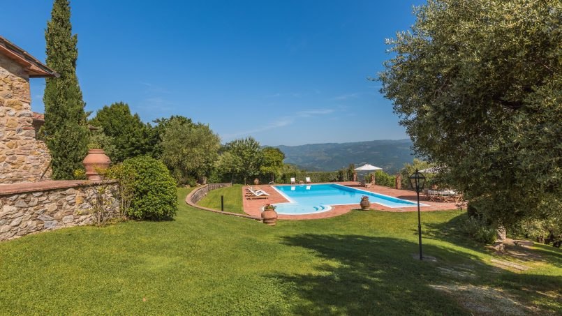 Tuscan luxury Villa Nevola Monsummano Terme 74