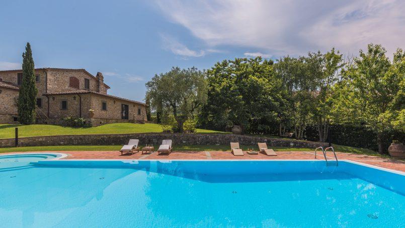 Tuscan luxury Villa Nevola Monsummano Terme 75