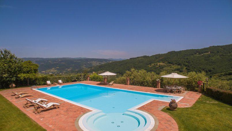 Tuscan luxury Villa Nevola Monsummano Terme 76