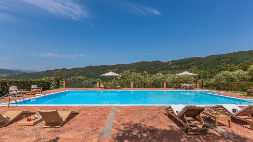 Tuscan luxury Villa Nevola Monsummano Terme 77