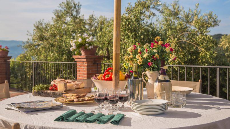 Tuscan luxury Villa Nevola Monsummano Terme 8