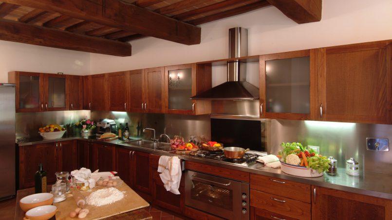 Luxury farmhouse Villa Spina Tuscany Pienza 1