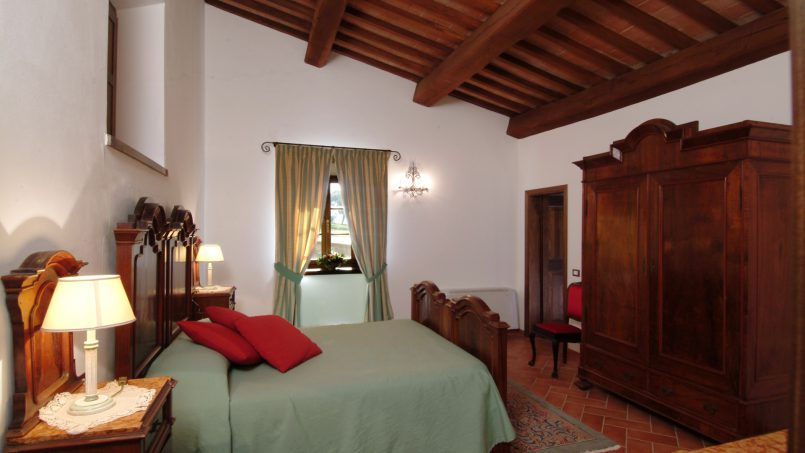 Luxury farmhouse Villa Spina Tuscany Pienza 10