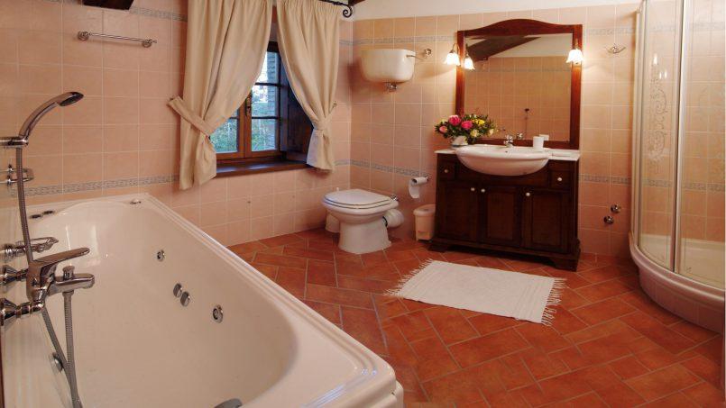 Luxury farmhouse Villa Spina Tuscany Pienza 15