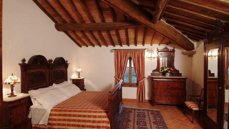 Luxury farmhouse Villa Spina Tuscany Pienza 16