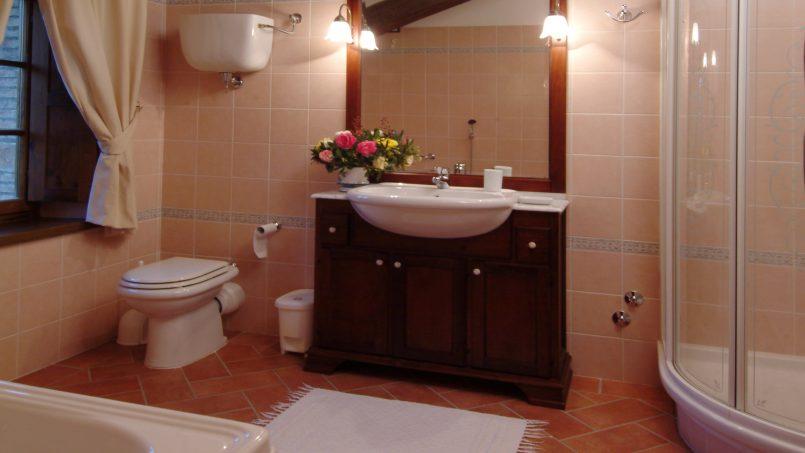 Luxury farmhouse Villa Spina Tuscany Pienza 19