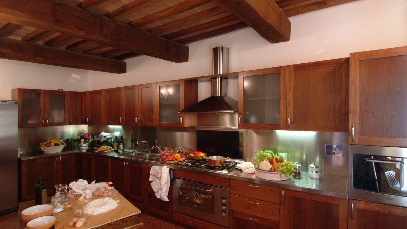Luxury farmhouse Villa Spina Tuscany Pienza 2