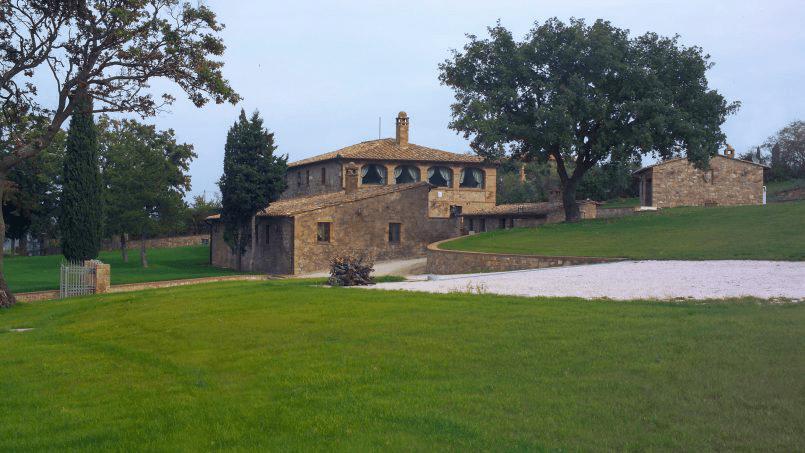 Luxury farmhouse Villa Spina Tuscany Pienza 25