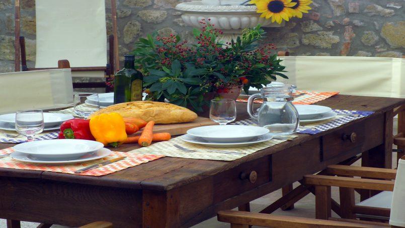 Luxury farmhouse Villa Spina Tuscany Pienza 26