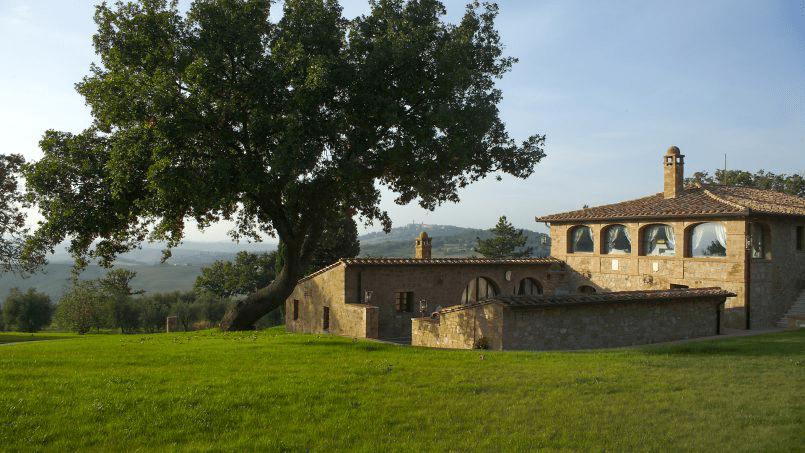 Luxury farmhouse Villa Spina Tuscany Pienza 30