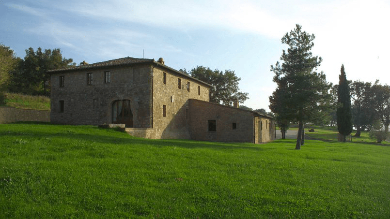 Luxury farmhouse Villa Spina Tuscany Pienza 31