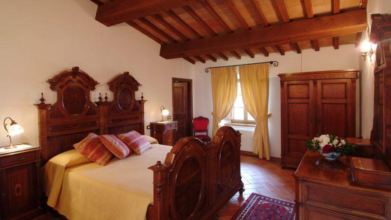 Luxury farmhouse Villa Spina Tuscany Pienza 4