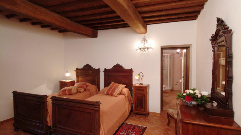 Luxury farmhouse Villa Spina Tuscany Pienza 9